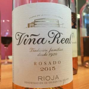 vina real rosé