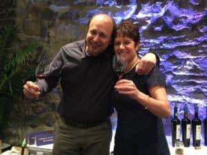 Christine Deleuze et Luc Simon