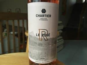 rosé de chartier