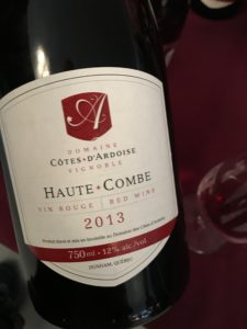 , Où en est le vin québécois en 2017 ?