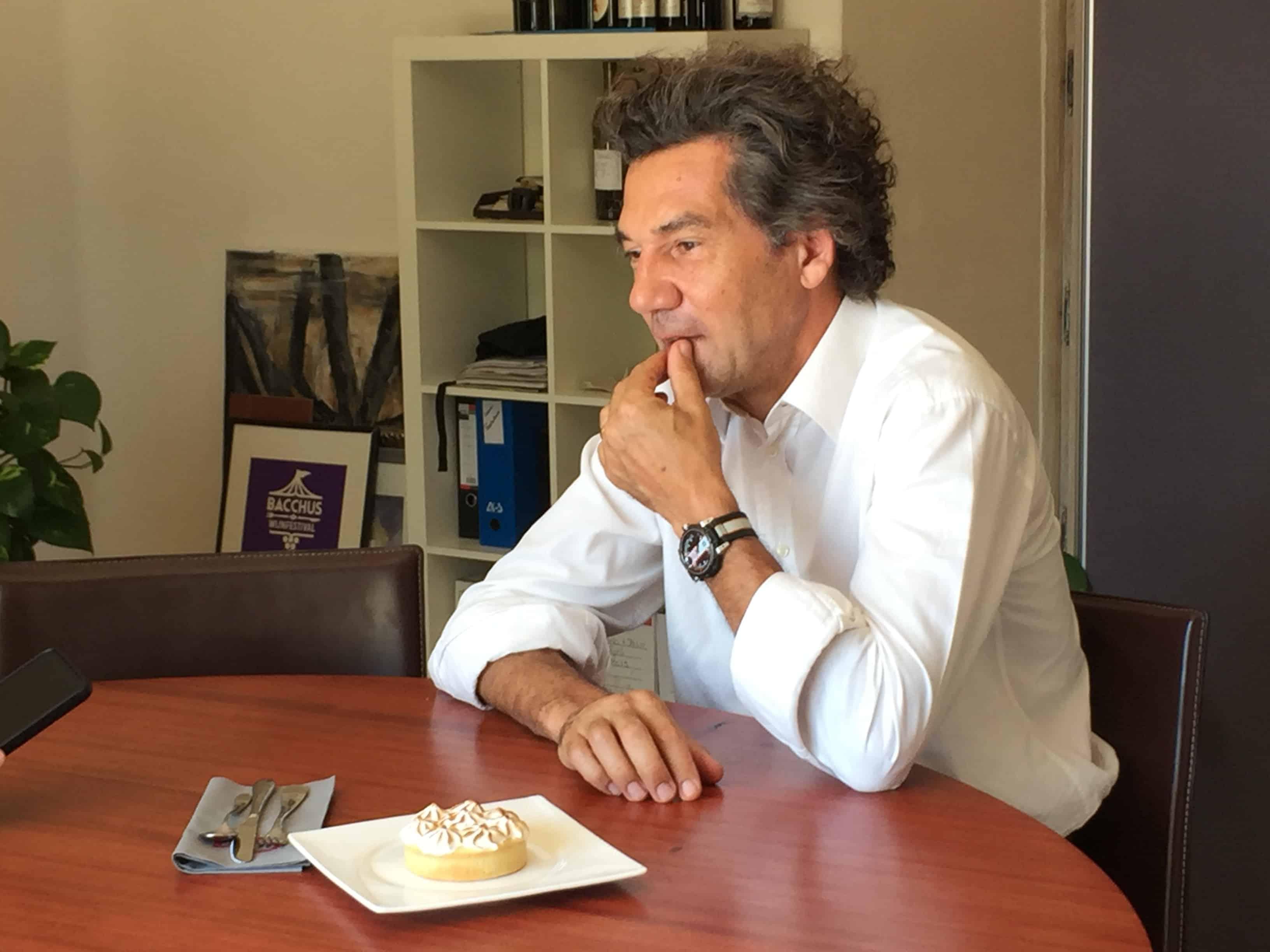 , Jean-Claude Mas, ce géant du Languedoc