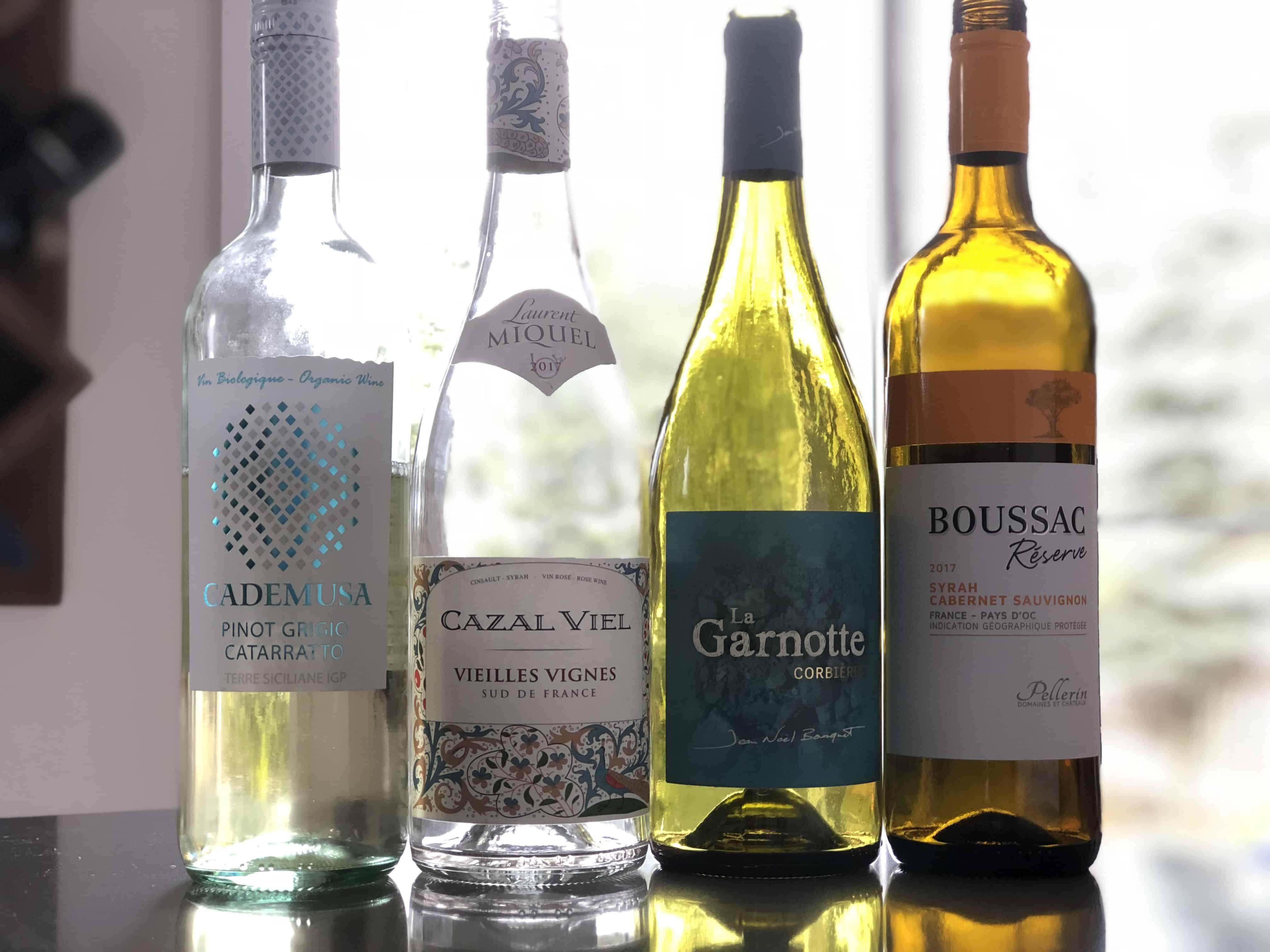 , Test : Et si on goûtait du vin d'épicerie ?