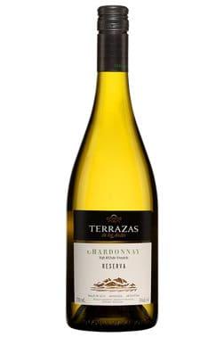 Terrazas, Chardonnay, Reserva, 2017, Mendoza, Argentine