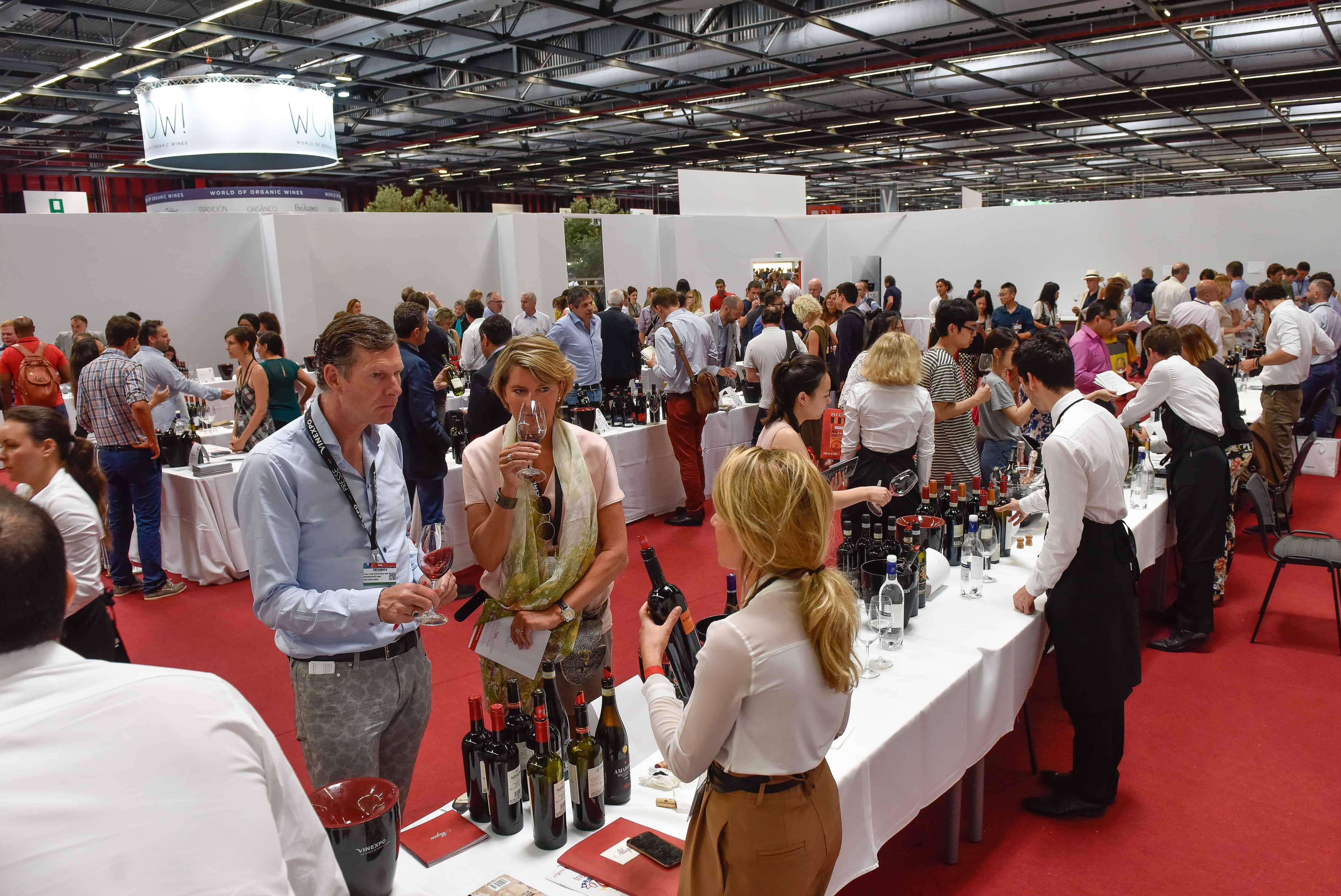 , Bordeaux, centre du monde du vin pendant 4 jours