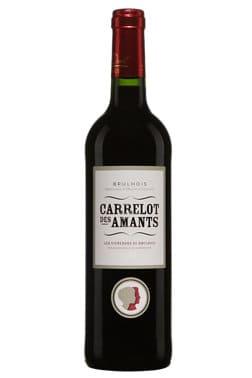 vin carrelot des amants, Un classique à petit prix qui ne se démode pas