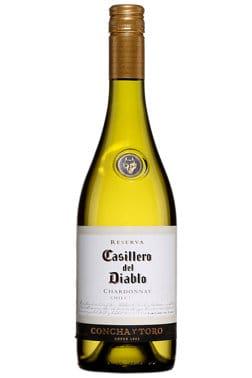 Casillero del Diablo, Chardonnay, 2017, Chili