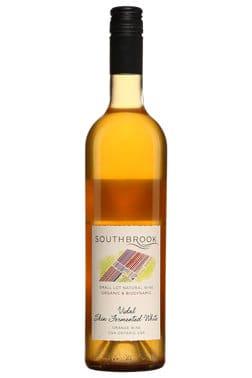 vin orange, Un vin orange couleur mandarine