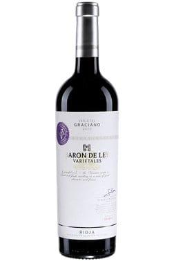 Baron de Ley, Varietales, Graciano, 2016, Rioja, Espagne
