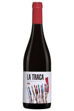 La Traca, Risky Grapes, Bobal, 2016, Valencia, Espagne