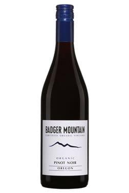 Badger Mountain, Pinot noir, 2018, Oregon, États-Unis