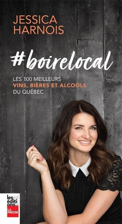 Boire Local - Jessica Harnois