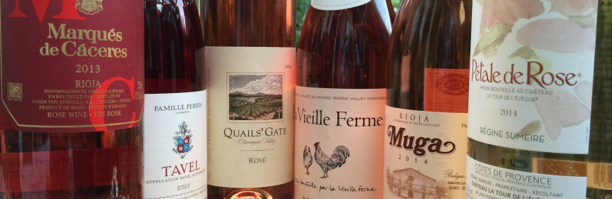 , Everything you need to know about rosé wine ! Please, don't blush !