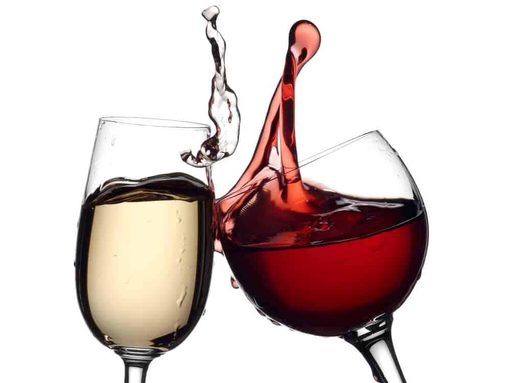 Image result for White and Red Wines
