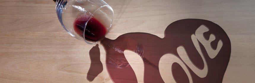 , Apportez votre vin pour la St-Valentin