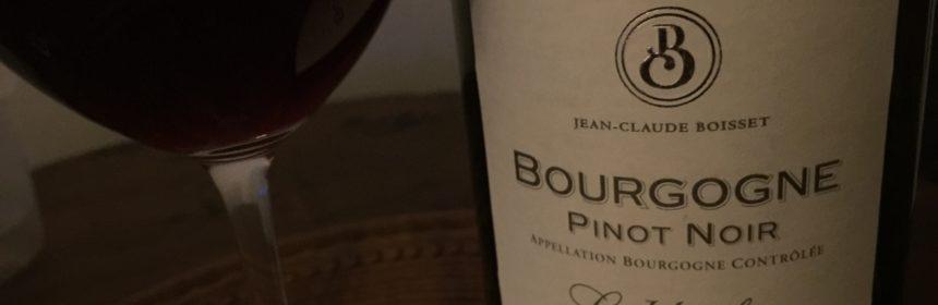 , Un pinot noir rassasiant de la Bourgogne