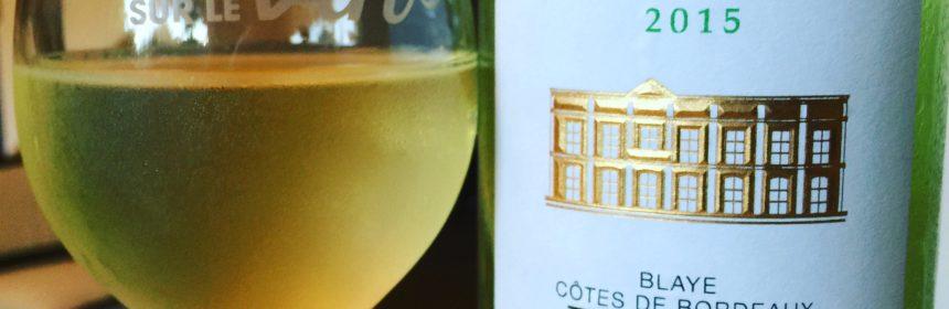 , Pourquoi pas un Bordeaux blanc ce soir ?