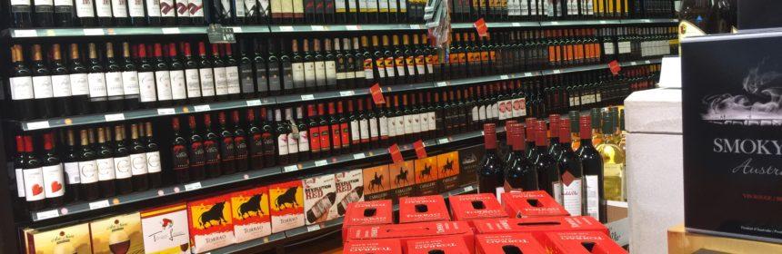 vin d'épicerie, Pourquoi acheter du vin à l'épicerie ?