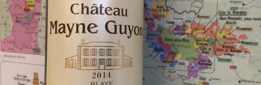 , Un Côte de Bordeaux pour cet automne