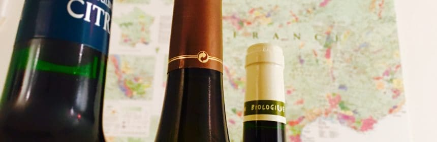 , Les 3 vins de la semaine