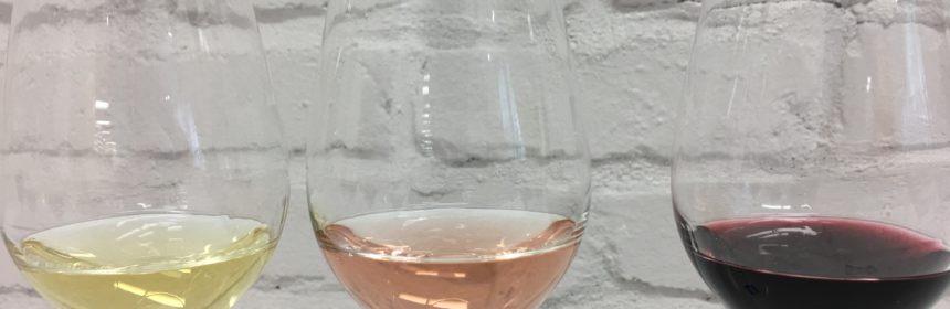 , Les trois vins de la semaine