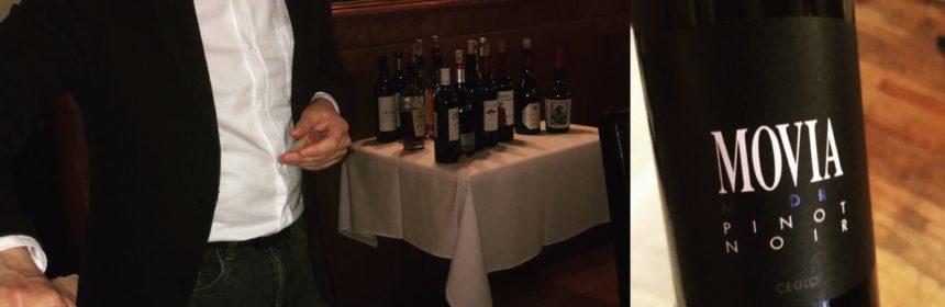 , Importateur privé de vin et ardent défenseur de la SAQ