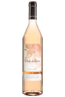 Pétale de rose - Tout sur le Vin
