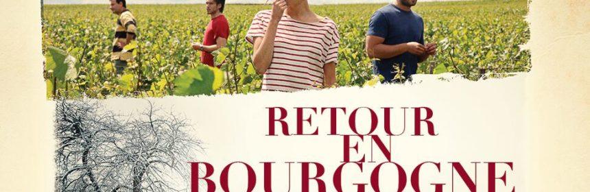 , Concours : Gagnez vos billets pour le film «Retour en Bourgogne»