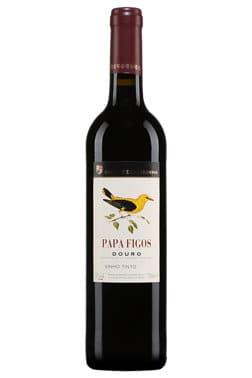 Bouteille de vin rouge Papa Figos Douro, Portugal