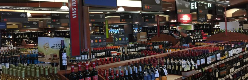 , L'IGP vin du Québec, une marque de commerce achetée par un vigneron