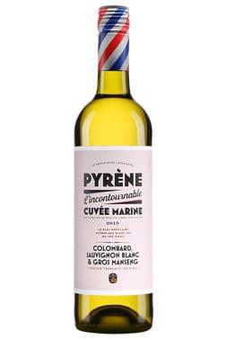 Bouteille de vin blanc Pyrène Cuvée Marine