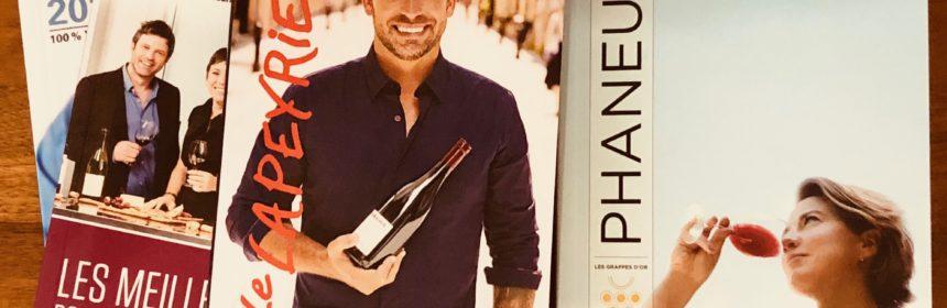 , Les guides du vin, une espèce en voie de disparition