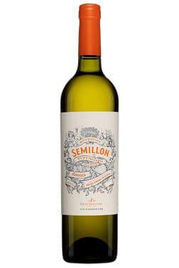 Bouteille de vin blanc Nieto Senetiner, Semillon, Argentine