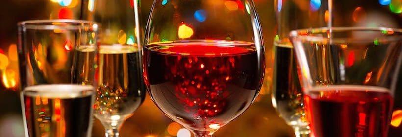 choix de vins pour les fêtes, Une carte des vins pour les fêtes