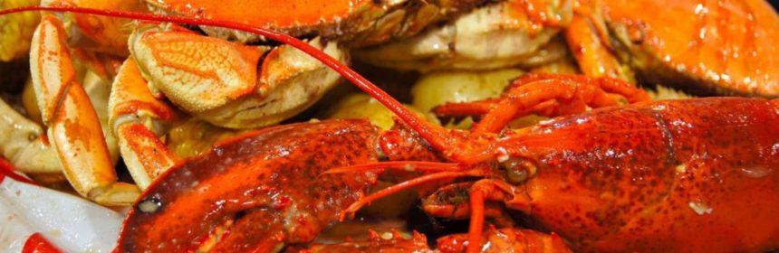 vin pour crabe et homard, Cinq très bons compagnons pour le crabe et le homard
