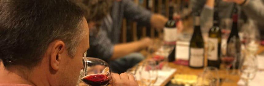 dégustateurs de vin, Y'a-t-il deux solitudes parmi les dégustateurs de vins ?