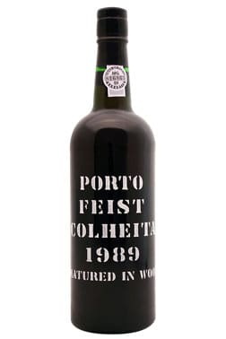 Feist, Colheita, 1989, Porto, Douro, Portugal
