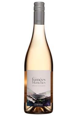 Bouteille de vin rosé François Lurton les Fumées Blanches Côtes de Gascogne