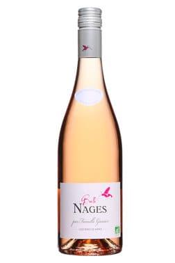 Bouteille de vin rosé Butinages Rosé Costières de Nîmes