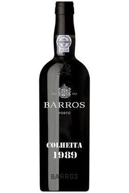 Porto Barros Colheita 1989