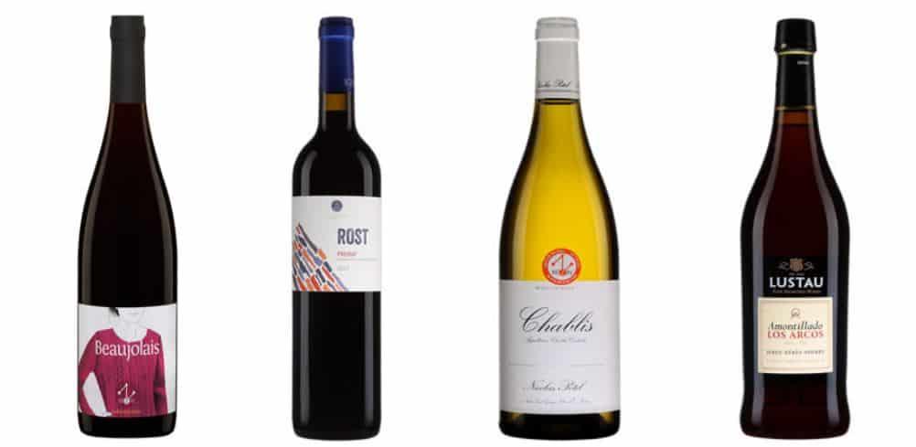 Quatre vins de la semaine selon Marc Chapleau
