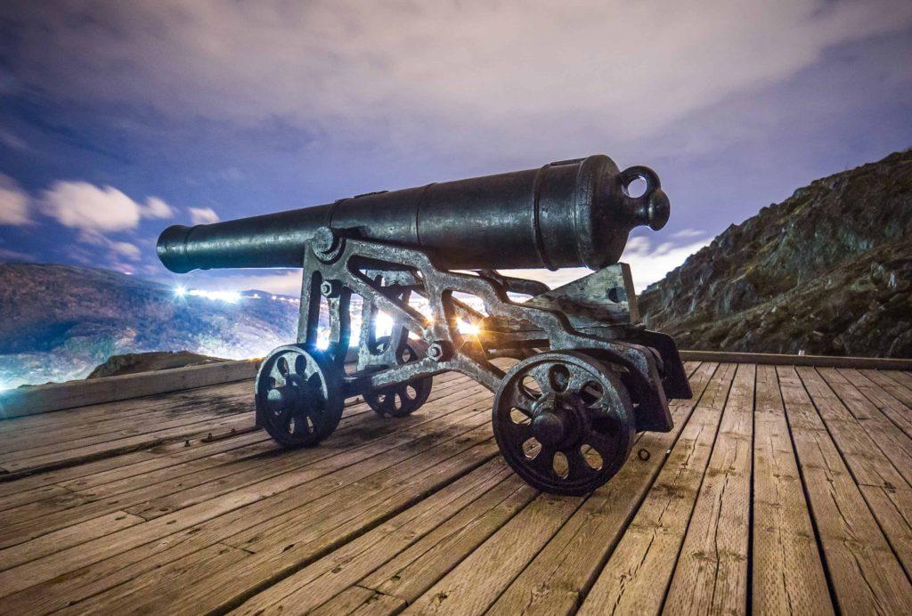 Gros canon