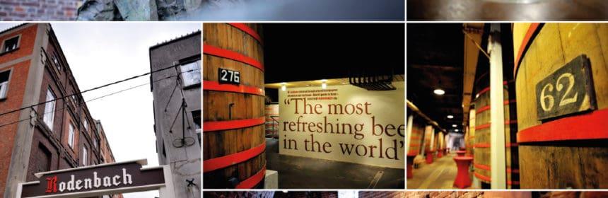 bonne bière belge, Le bourgogne des bières