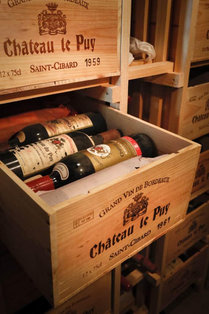 Château Le Puy - Tout sur le Vin