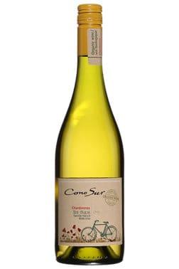 Cono Sur Organic Chardonnay 2018 - Tout sur le Vin