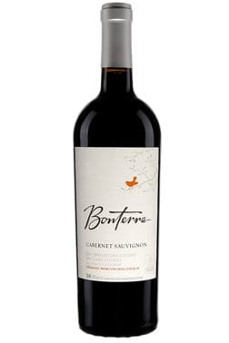 Bonterra cabernet sauvignon - Tout sur le vin