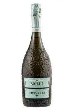 Brilla ! Prosecco Extra Dry - Tout sur le Vin