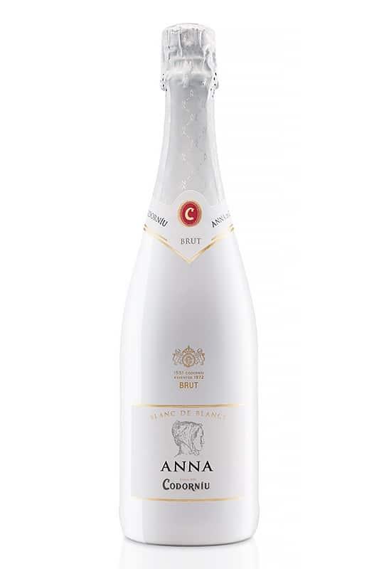 Cava Anna Codorniu Blanc-de-blancs - Tout sur le Vin
