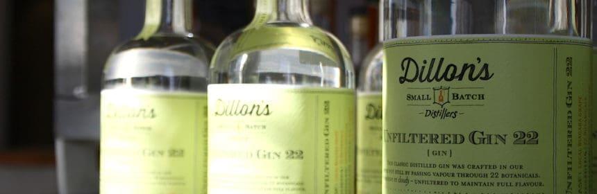 Dillon's Gin - Tout sur le Vin