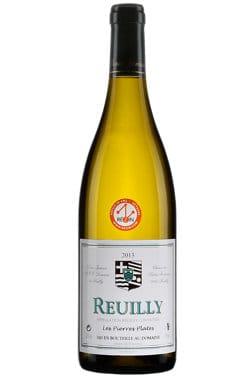 Domaine de Reuilly Pierres Plates - Tout sur le Vin