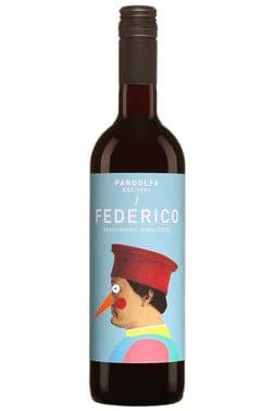 Pandolfa Est. 1941 Federico Sangiovese Superiore Romagna 2018